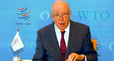 WTO: DDG Wolff shares views with international agency heads on future of multilateral cooperation