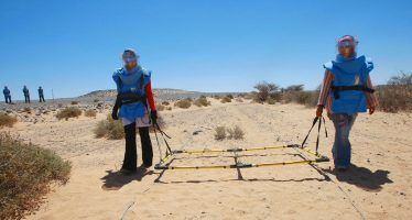 UN News: Landmine toll still high amid concerns over COVID-19 impact on clearance efforts