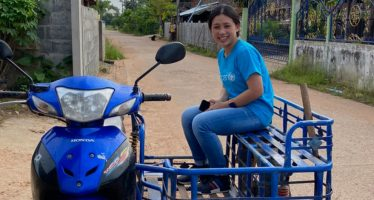 UN News: First Person – COVID education is child's play for Thai UN volunteer