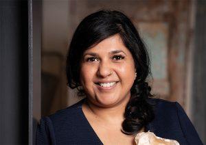 Author Nandini Harihareswara