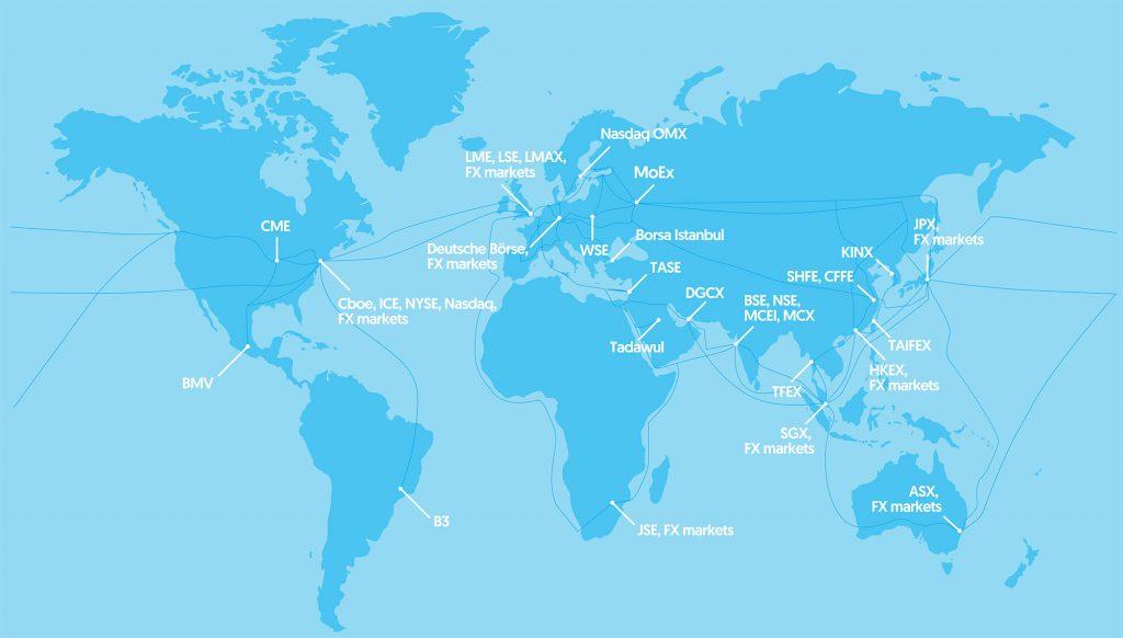 Avelacom-Map