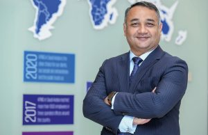 Head of Financial Services: Ovais Shabab