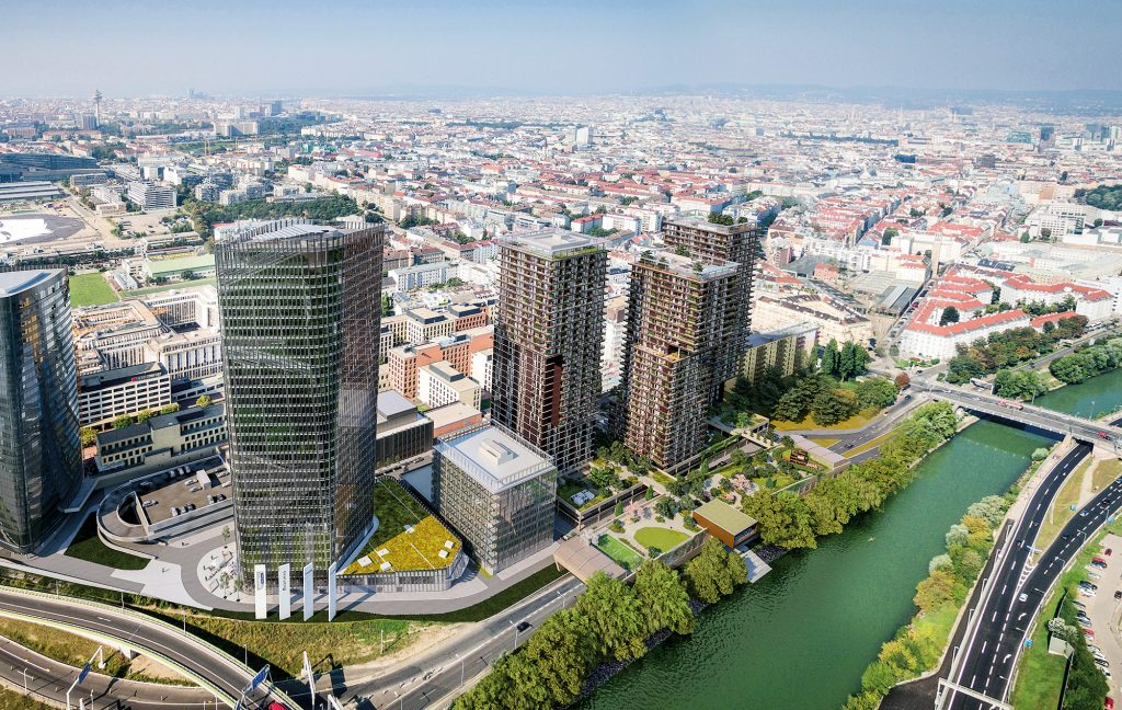 Soravia Austro Control Tower. © 2020 ZOOMVP