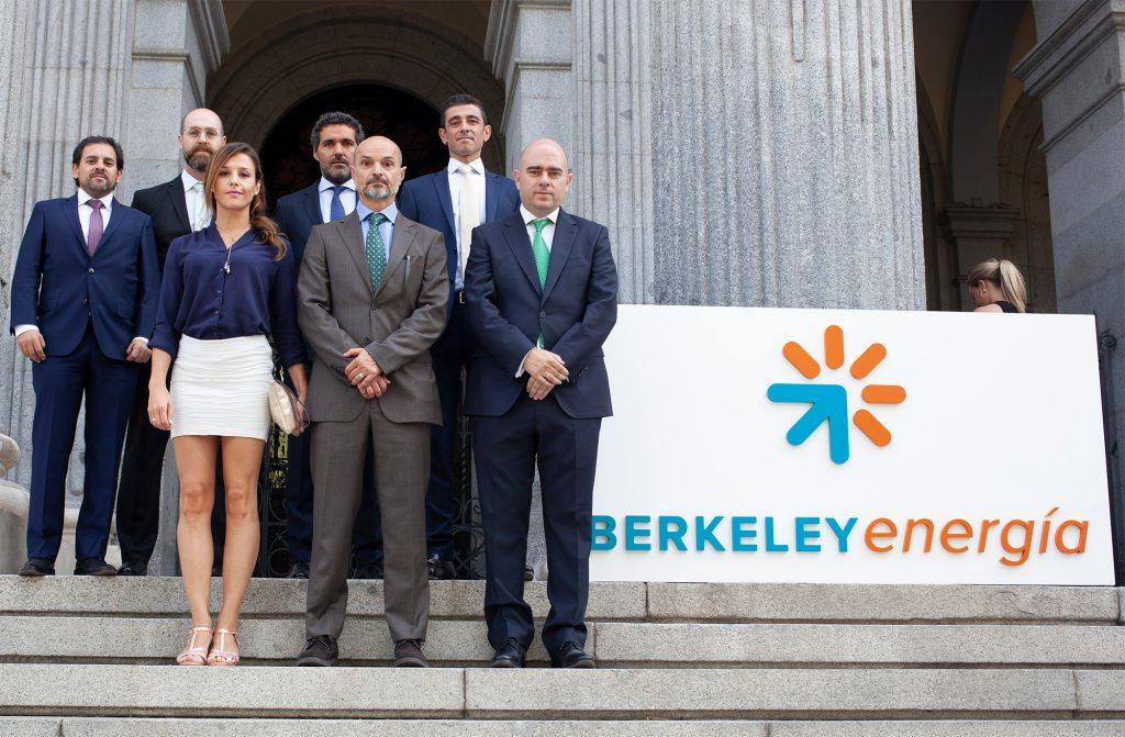 Berkeley Energia Management Team
