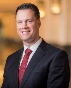 La Trobe Chief Investment Officer and deputy CEO Chris Andrews