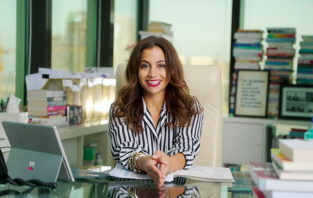 Multiply Marketing Founder & Managing Director: Samia Bouazza
