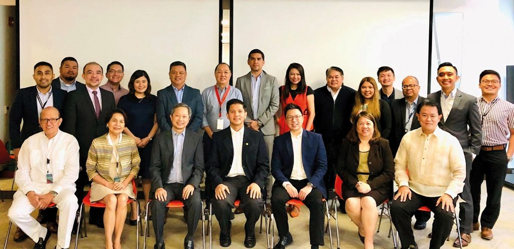 Pilipinas Shell Petroleum Corporation's Management Team