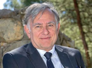 Principal Partner: Professor Robert Anthony