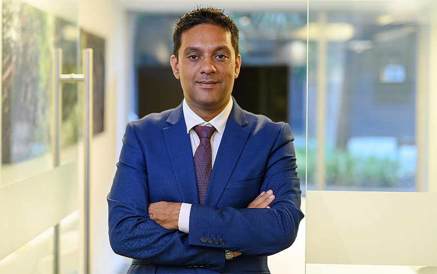 SWAN Chief Investment Officer Nitish Benimadhu