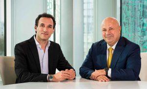 VEON Co-CEOs: Sergi Herrero and Kaan Terzioğlu