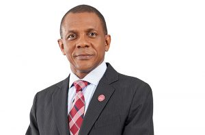 Courtney Campbell, President & CEO, Victoria Mutual Group