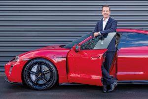 CEO of Porsche Schweiz: Michael Glinski
