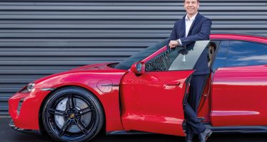 Q&A with Michael Glinski, CEO of Porsche Schweiz: Alternative Fuels, an Unbroken Legacy, and a Sports Car's Place in the Modern World