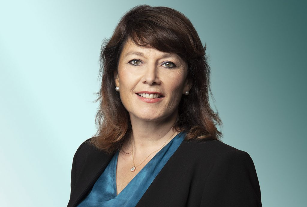 Katia Coudray - CEO of Asteria Investment Managers