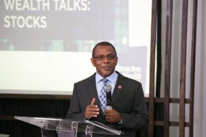 Wealth Talks: Wealth Talks is a series which aims to spread financial education. It features experts from the VM Group and the wider Jamaica breaking down complex financial information for guests.
