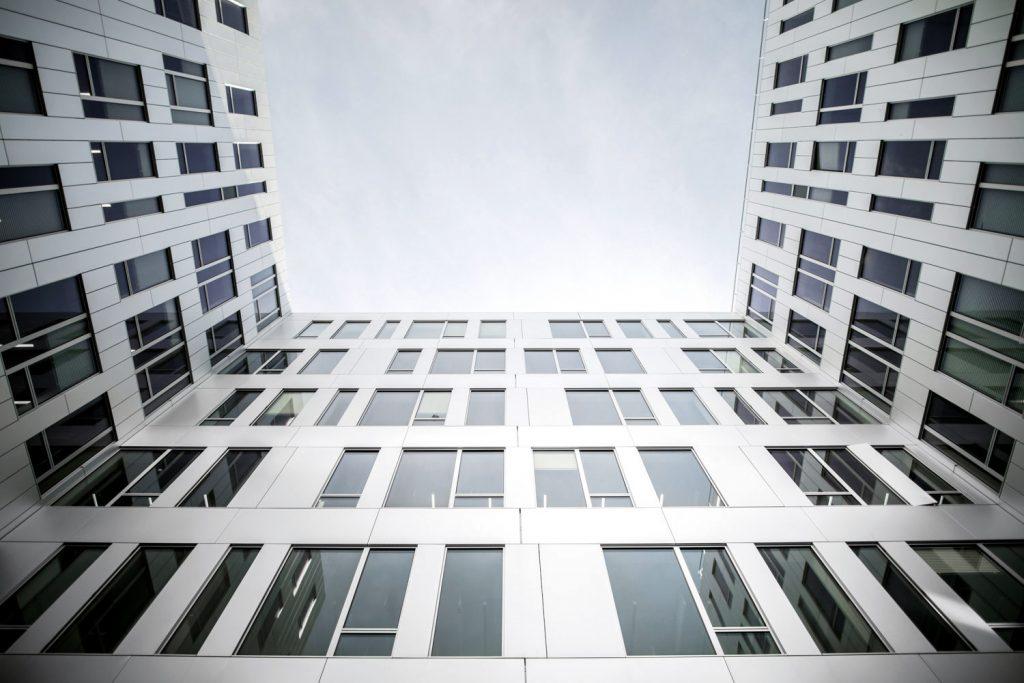 The exterior of Season, the new headquarters in Paris