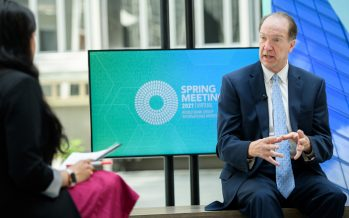 The World Bank: Working Toward a Green, Resilient, and Inclusive Recovery
