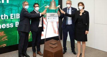LGX Hits 1,000 Sustainable Bonds Mark
