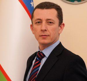 Said Rustamov, Ambassador of the Republic of Uzbekistan to the UK