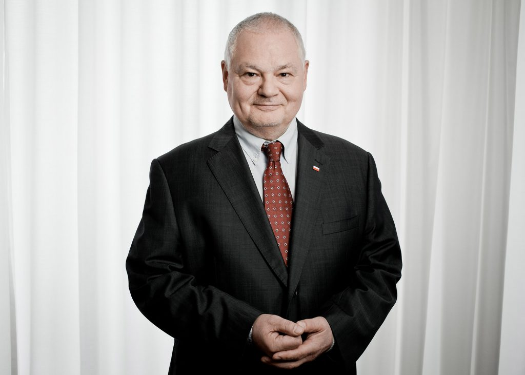 Professor Adam Glapiński