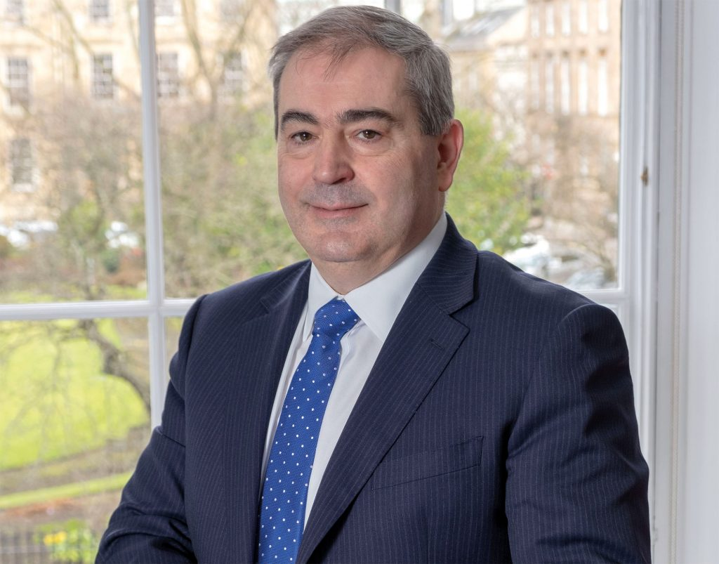 Scottish Friendly Chief Executive: Jim Galbraith