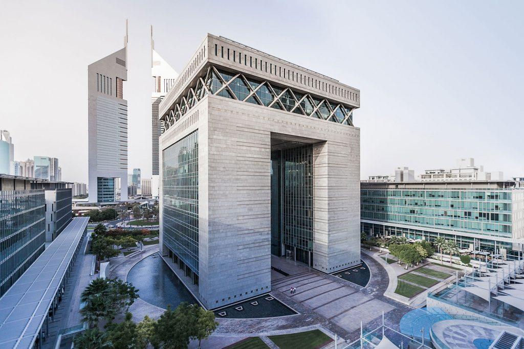 Dubai: DIFC Gate Building
