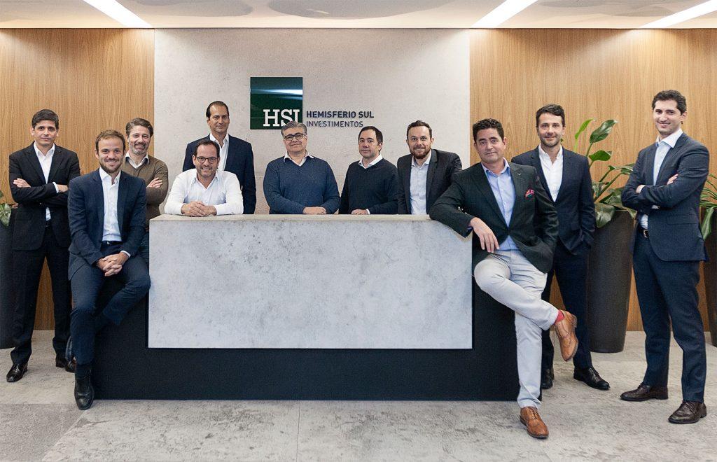 Hemisfério Sul Investimentos Team