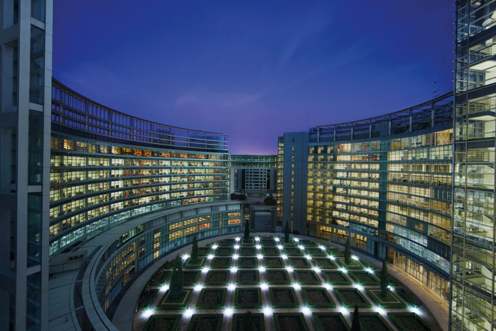 Beijing: ICBC Middle East Head Office