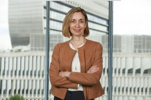 BBVA Asset Management Head of Global Products: Lara Marín