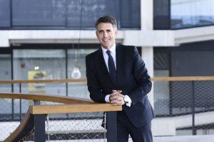 CEO BBVA Asset Management Europe: Luis Megías
