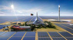 Arab Petroleum Investments Corporation: Mohammed bin Rashid Solar Park