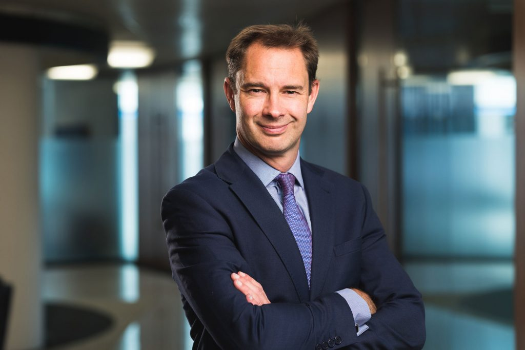 Robin Mann, Head Of Investment Banking, Stifel Europe