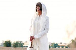 Balsam Al-Ayoub Kuwait Olympian and international fencing champion