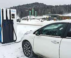 Delta's 150kW DC Ultra-fast EV Chargers, capable of enduring harsh climate conditions, are currently being deployed as part of a country-wide EV charging network in Norway.