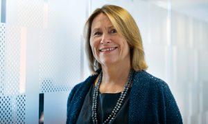 Executive Director of UNOPS: Grete Faremo
