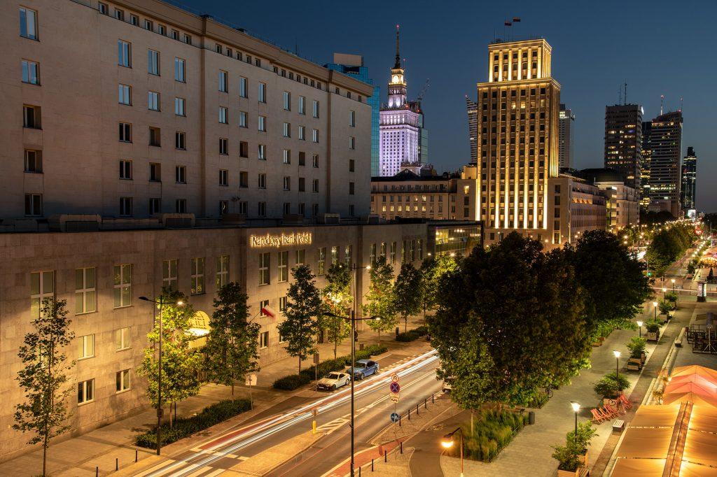 Warsaw, Poland: NBP Headquarters