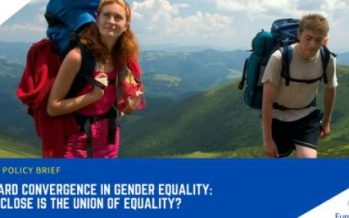 EIGE: EU research shows COVID-19 poised to end progress on gender equality
