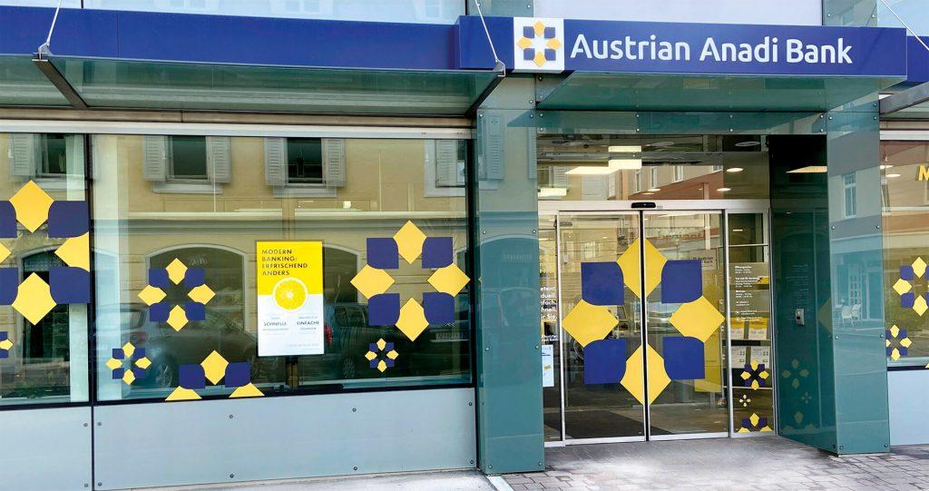 Austrian Anadi Bank, Domgasse