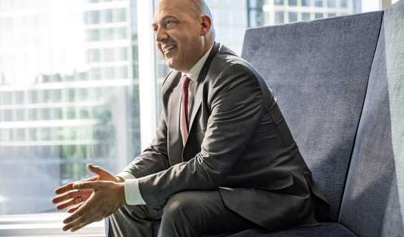 In Conversation with Eduard van Gelderen, CIO at PSP Investments: Connecting to What Matters