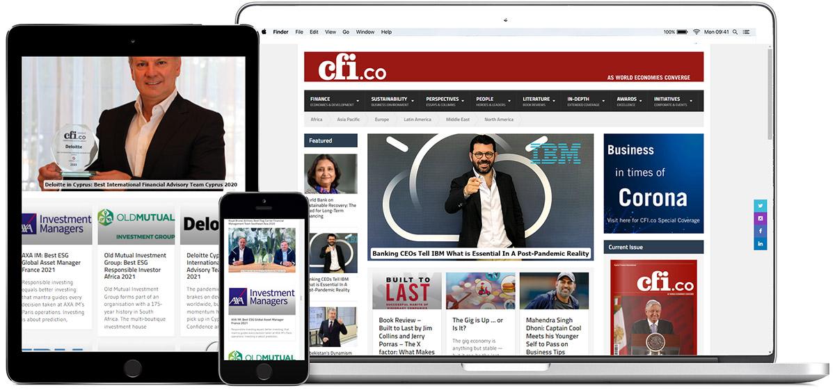 CFI.co Digital Offering