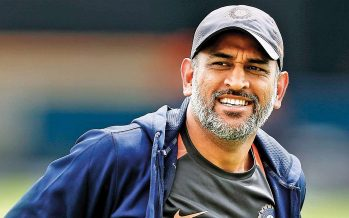 Mahendra Singh Dhoni: Captain Cool Meets his Younger Self to Pass on Business Tips