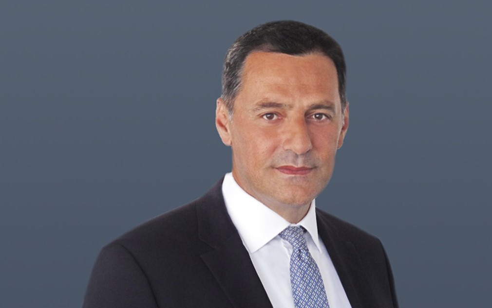 CEO and founder Mathios Rigas
