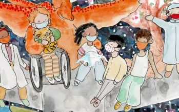 WHO: New storybook to help children stay hopeful during COVID-19