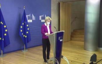 European Commission: Statement by President von der Leyen on vaccine exports